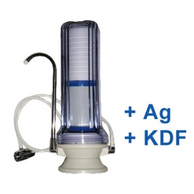 CleanLife Kombi Silver asztali víztisztító (+Ezüst+KDF)