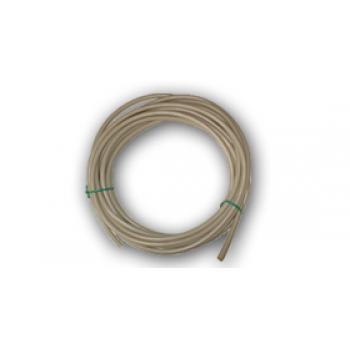 """Műanyag csővezeték, 3/8"""" vízionizátorokhoz (PVC+textilbelső)"""