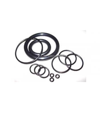 PurePro zuhanyszűrő tömítőgyűrű, 65x3,5mm, KÖZÉPSŐ