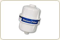 Zuhanyszűrő betétek