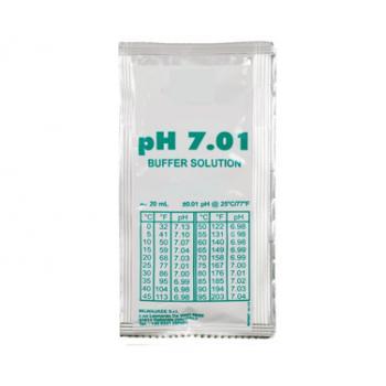 Kalibráló folyadék pH mérő műszerhez, pH 7,01 20ml