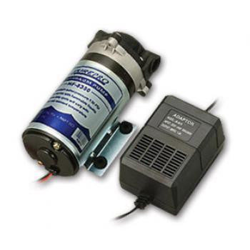 Nagyteljesítményű, RO nyomásfokozó pumpa HF-8380, AC adapterrel