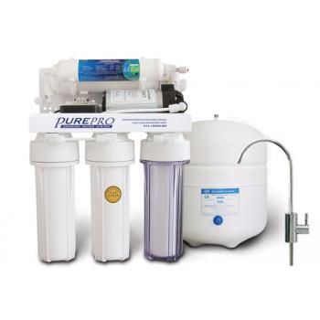 """PurePro RO105P RO víztisztító, """"Klasszik"""", nyomásfokozóval"""
