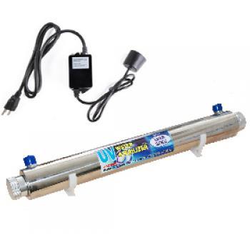 LUXSTYLE UV lámpa készlet, nagyteljesítményű, UV-601, 25W, 6GPM